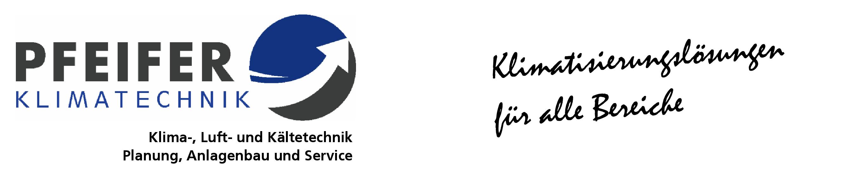 E. Pfeifer GmbH, Klimatechnik